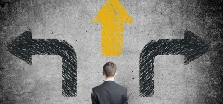 La solución a los problemas más grandes de tu vida. Solamente tenés 3 opciones: ¿cuál elegís?